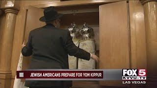 Jewish Americans prepare for Yom Kippur