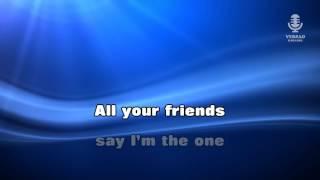 ♫ Karaoke DO YOU NO WRONG - Richie Campbell