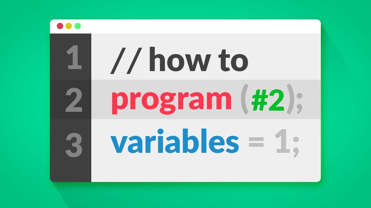 Download How to Program in C# - Variables (E02)
