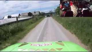 Osterburg Rallye Weida 2013 WP1-Team Müller/Schneider