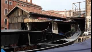 Cerasa e i Maestri Artigiani Italiani: the Italian Gondola