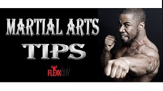Martial Arts tips by Michael Jai White