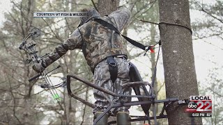 Your safety harness could save your life up in your tree stand this hunting season.