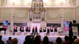 II детско-юношеский хоровой чемпионат мира(, 2015-02-20T20:58:15.000Z)