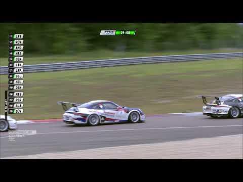 Porsche Carrera Cup France 2017 - Dijon - Course 1