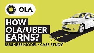 Ola Business Model | Case Study | How Ola Uber ...