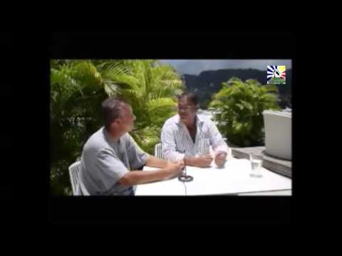 RDS-Seselwa in ler pou koze!Jacques Pool chats to Mr Christopher Gill.
