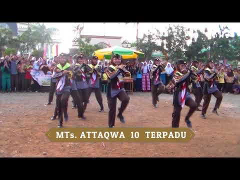 JUARA 1 Joged Komando Jambore Attaqwa 2017