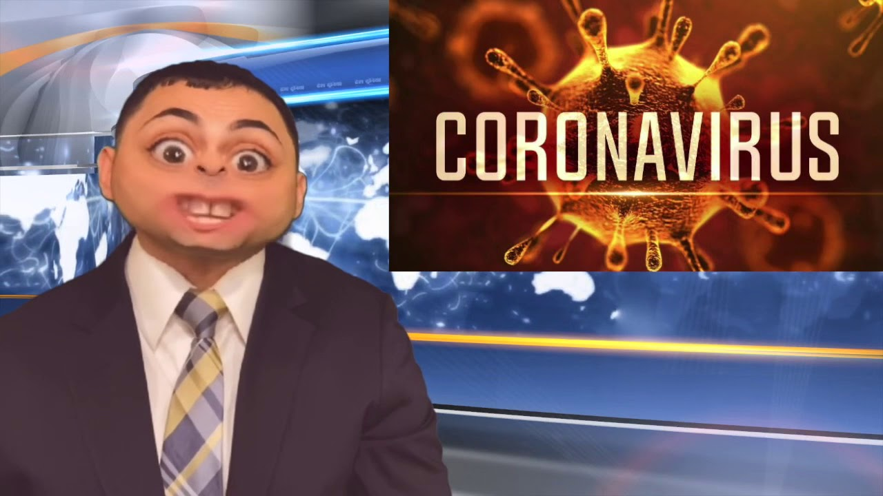 "SPECIAL REPORT ""CORONAVIRUS"" by Rodia Comedy"