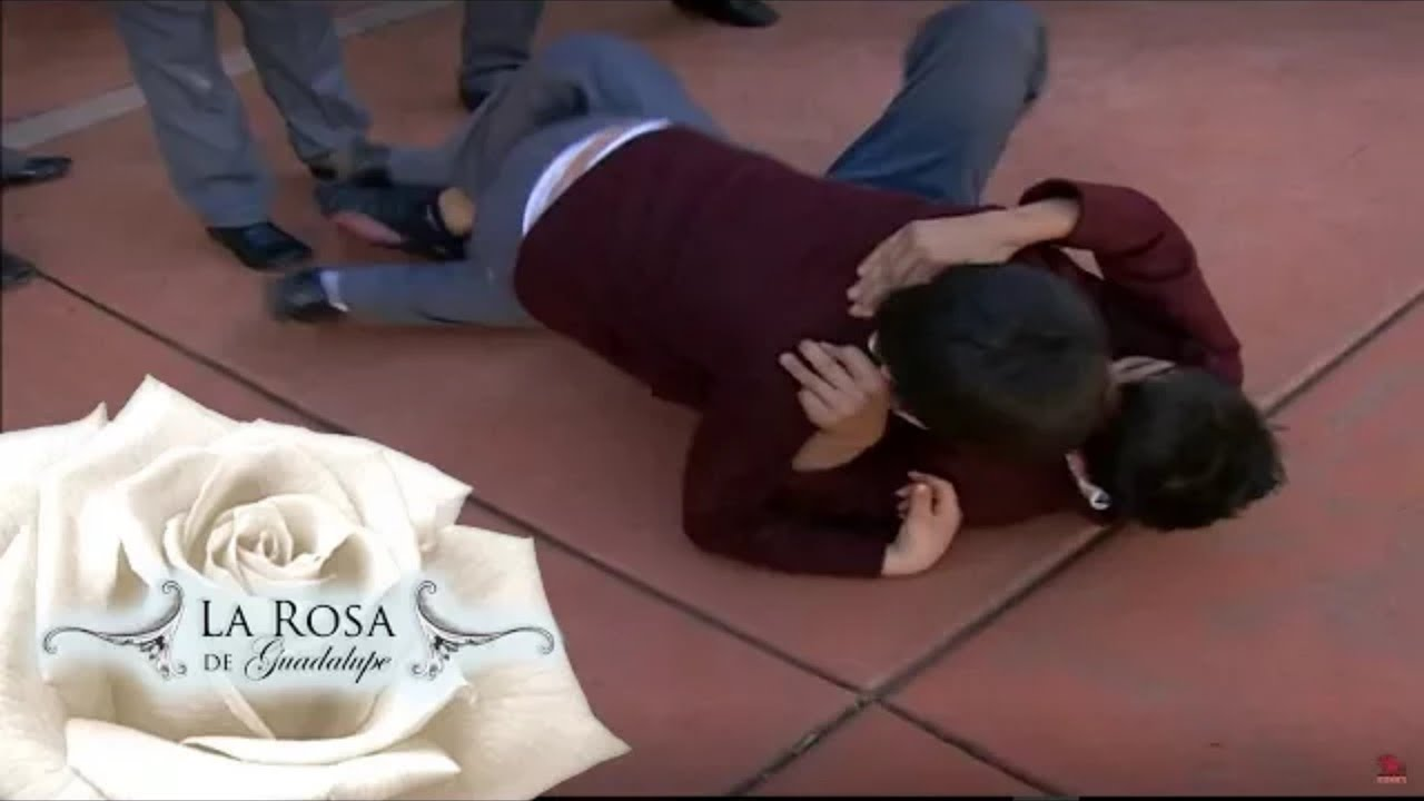 La Rosa de Guadalupe El último golpe