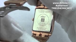 видео Наручные швейцарские часы