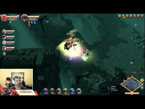 Albion Online - Brutus Patch - Restive Crypt Dungeon - First Look!