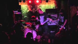 EXTINCTION OF MANKIND live at The Acheron, May. 29th, 2014