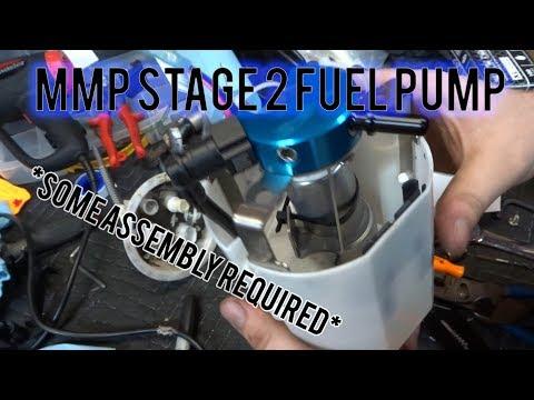335i Stage 2 Fuel Pump Install!
