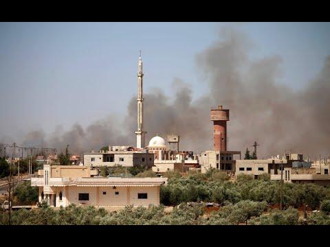دعوات دولية لوقف التصعيد جنوبي سوريا  - نشر قبل 5 ساعة