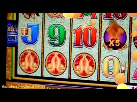 Pompeii Bonus HIT!!! - 1c Aristocrat Video Slots
