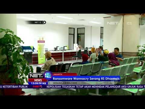 Rumah Sakit Dharmais Jakarta Diserang Hacker - NET12
