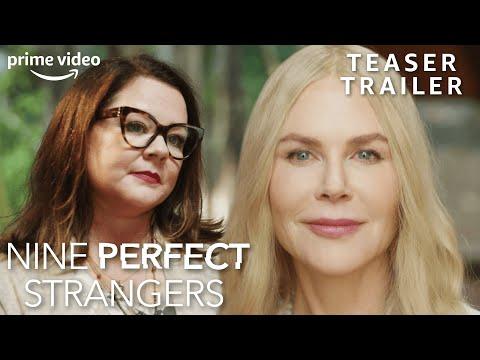 Nine Perfect Strangers | Official Teaser | Prime Video