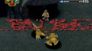 Digimon World Walktrough - Day 5 - Part 2 German - Record 100 Prosperity in 20 Days-