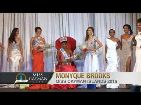 Miss Cayman Islands 2016