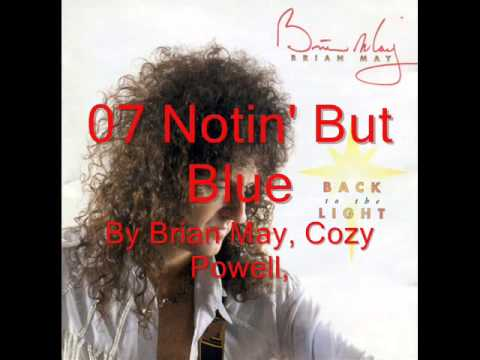 Back To The Light: Brian May's second solo abum