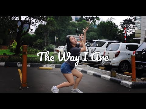 The Way I Are Dance Cover Bebe Rexha