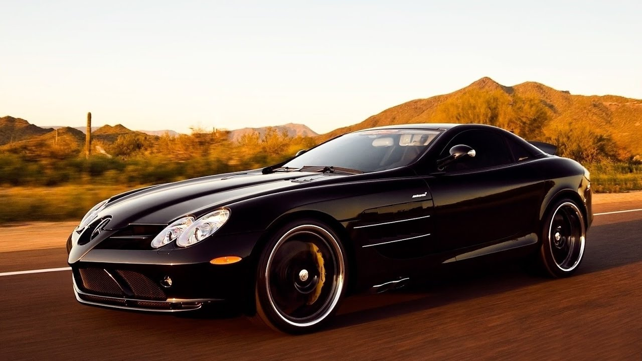 Gt6 Ultimate Exotics Ep 37 Mercedes Benz Slr Mclaren 2003