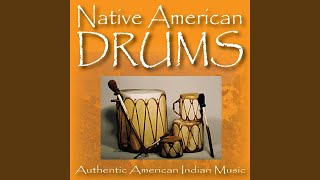 Native American Vision Quest Drums