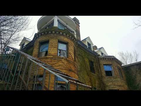 ABANDONED Mansion | 117 yr old Victorian Style Mansion | Urban Exploration