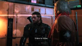 Metal Gear Solid V: The Phantom Pain - Diamond Dogs CQC Knife Fight