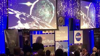 Brian May's world premiere of New Horizons from APL