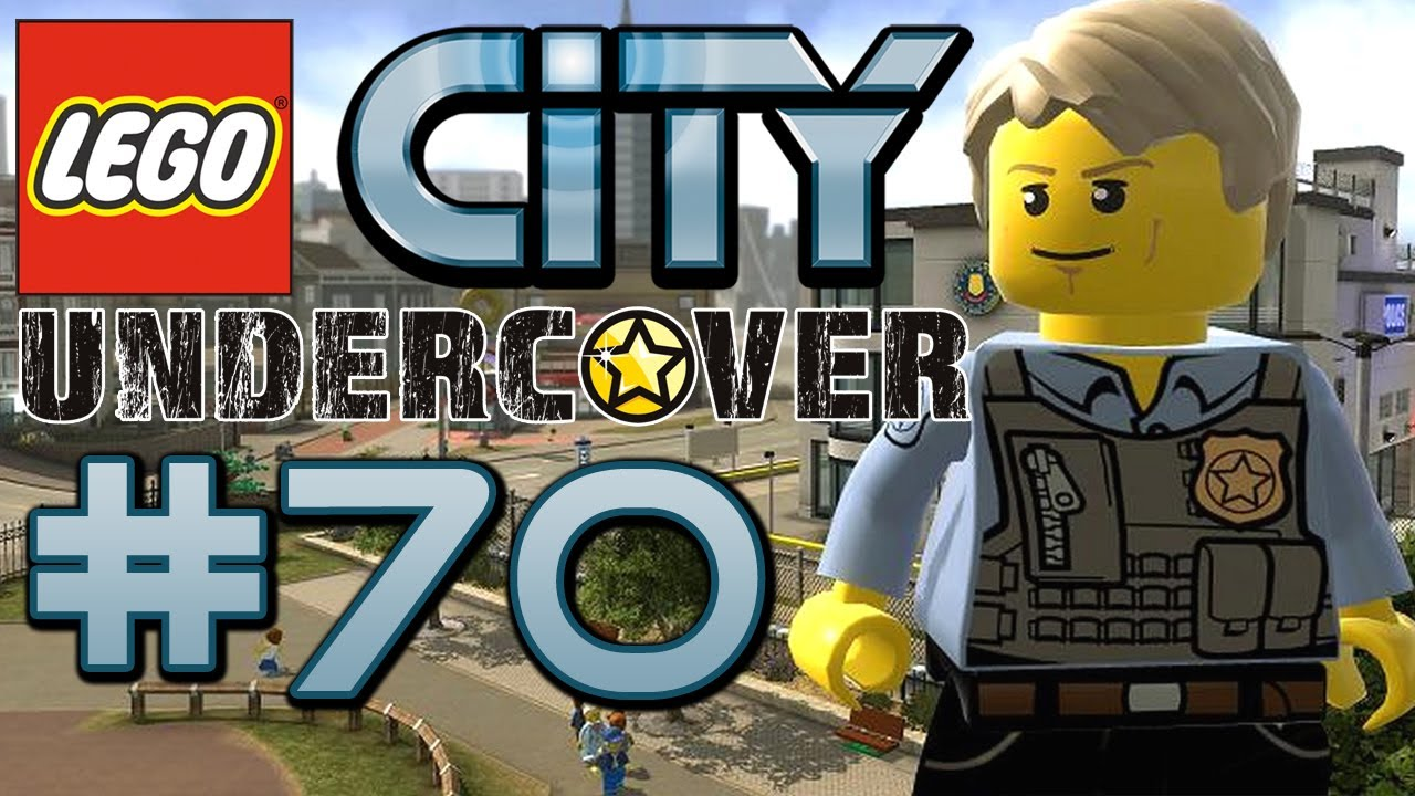 Lego City Undercover Let S Play 70 Hammer Time Youtube