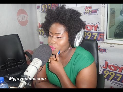 Lydia Forson on Personality Profile on Joy FM