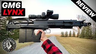GM6 LYNX Review | 50BMG Bullpup Rifle