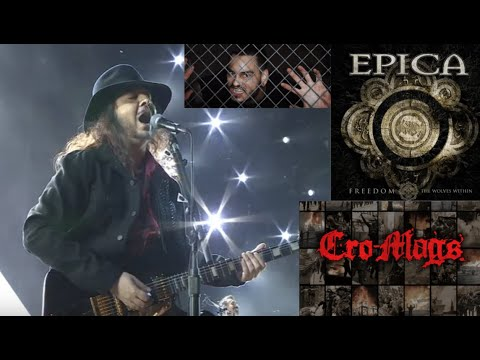 System Of A Down 1 billion views - new Epica - Black Veil Brides livestream - Within The Ruins
