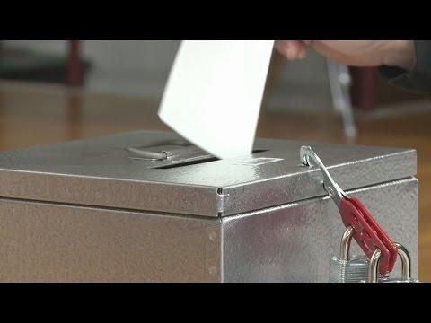 Kentucky Republicans cast ballots in historic presidential caucus