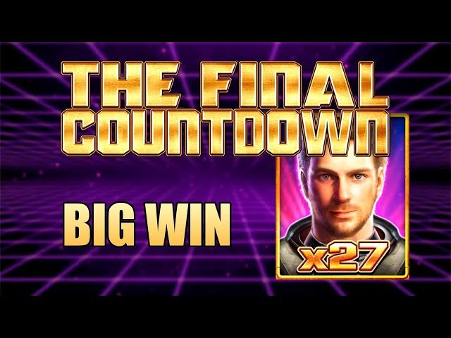 BIG WIN ON THE FINAL COUNTDOWN (DANGER HIGH VOLTAGE 2) - BIG TIME GAMING