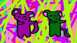 Happy Birthday Miley-Kitty - Hamster Dance