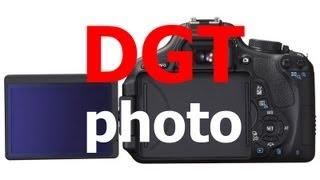Обзор 1. Canon 600D