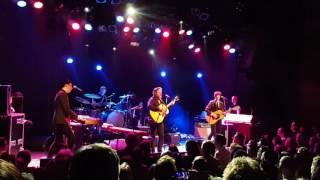 Saybia Live In The Mezz Breda 08-01-2017, I Surrender