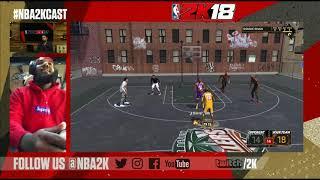 NBA 2K18 - The Game
