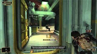 The DLC for Deus Ex Human Revolution  The Missing Link The events of this DLC take place between the events in Hengsha and when you arrive at Omega