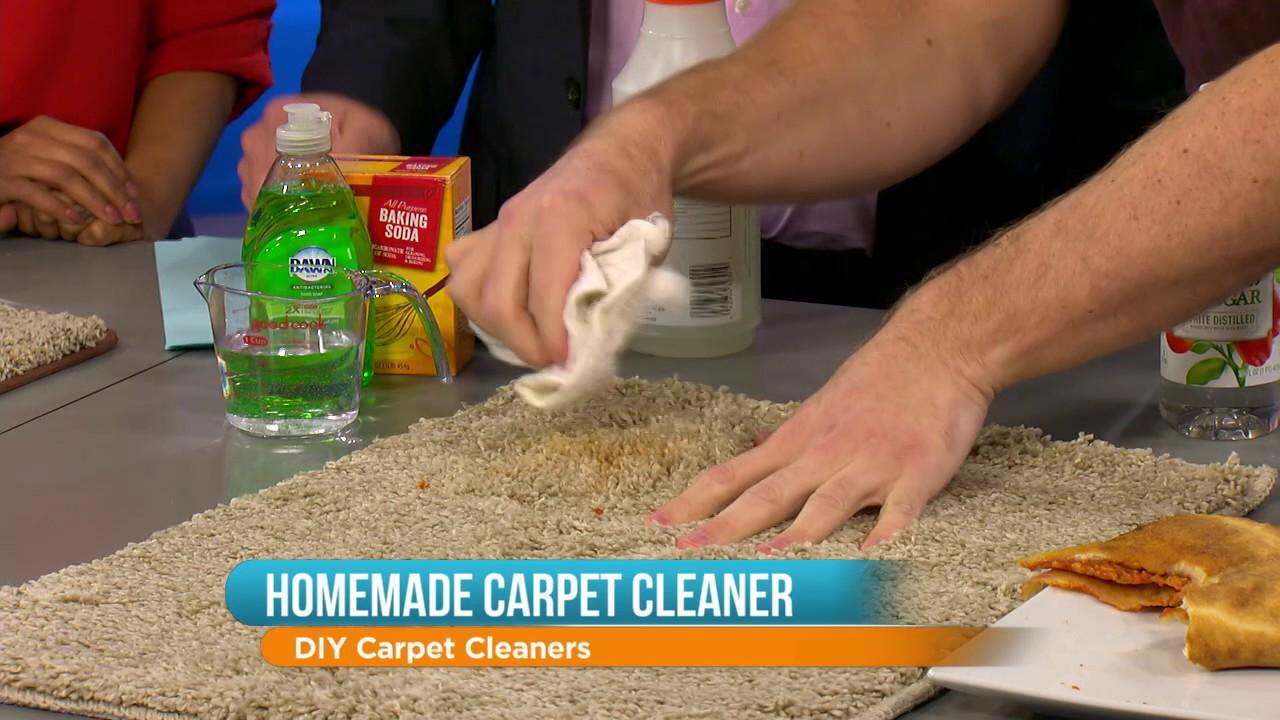 Diy Carpet Cleaner
