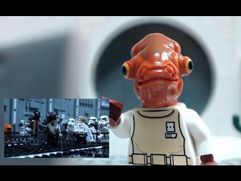 LEGO Admiral Ackbar Reaction: Go Rogue Chapter 4