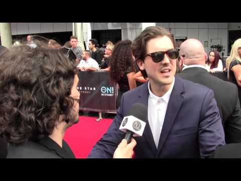 Andy Bull: ARIA Red Carpet Interview 2014
