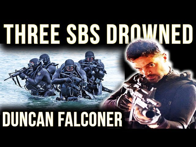 SBS Legend on Tragic Dive Training Accident | Duncan Falconer | Special Boat Service