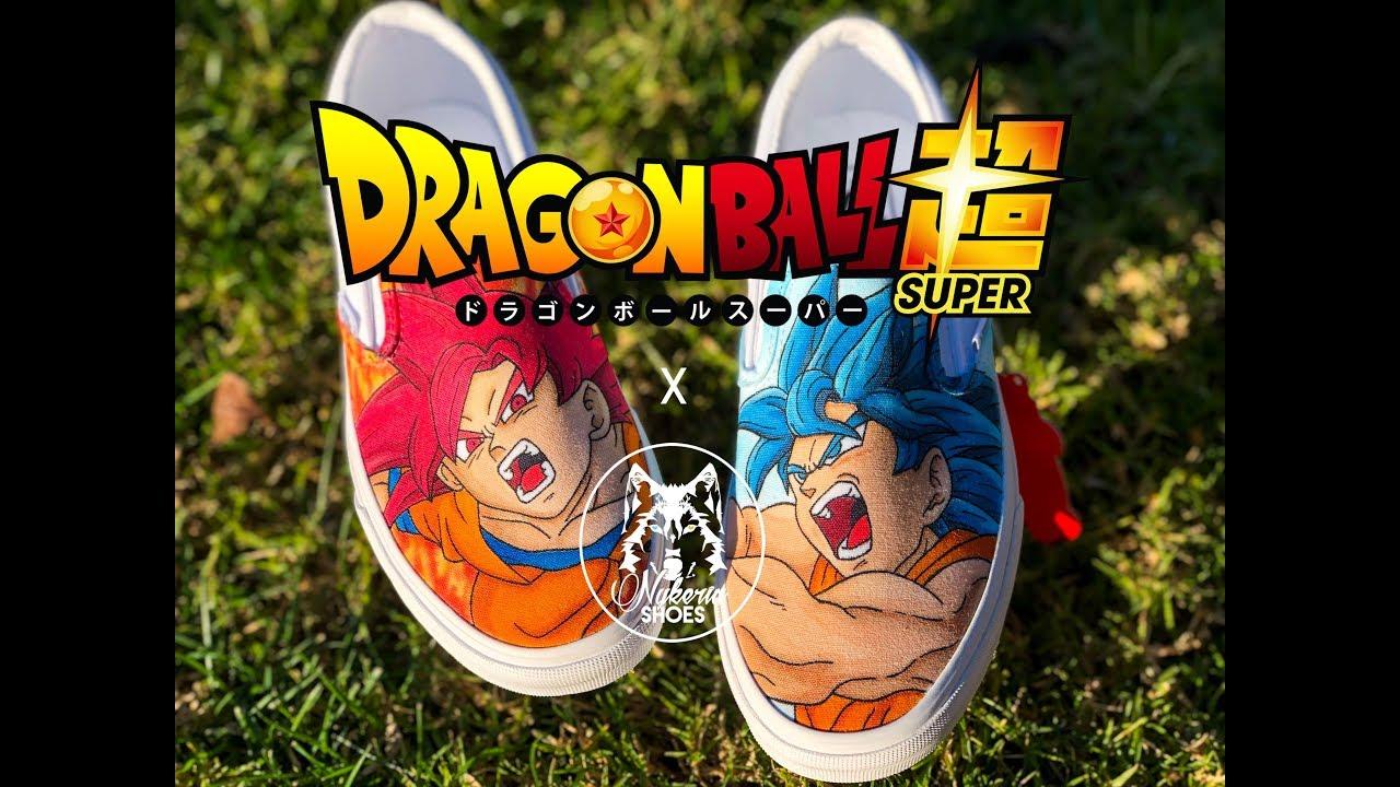 vans dragon ball