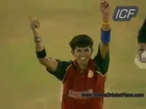 Sreesanth Got The Dream Wicket Of GOD After This Wicket He Become Well Known Cricketer