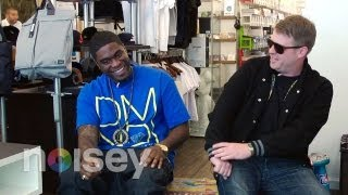 EL-P x Big K.R.I.T. - Noisey Back and Forth - Episode 5
