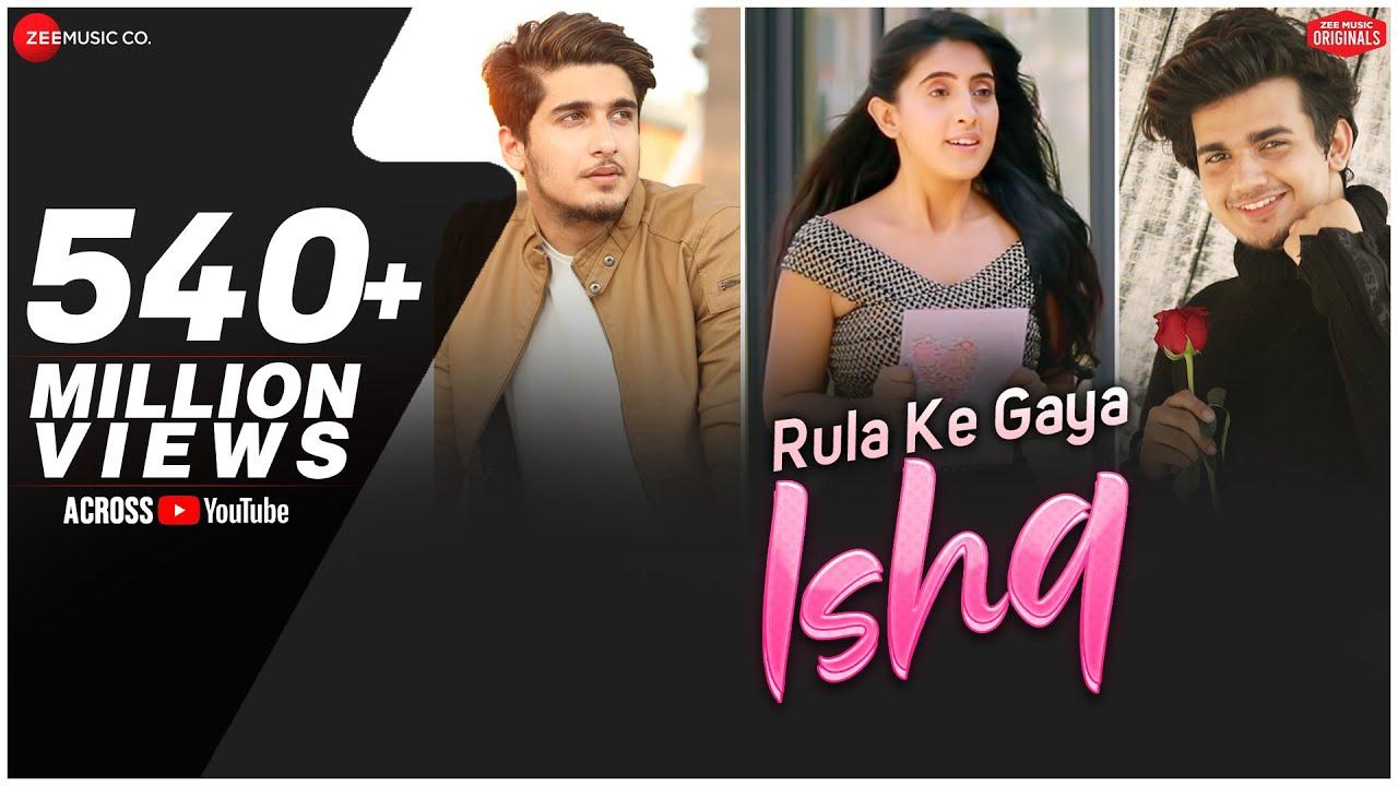 Rula Ke Gaya Ishq | Bhavin, Sameeksha, Vishal | Stebin Ben, Sunny Inder, Kumaar| Zee Music Originals
